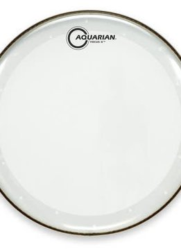 """Aquarian Aquarian 12"""" Focus-x Clear"""