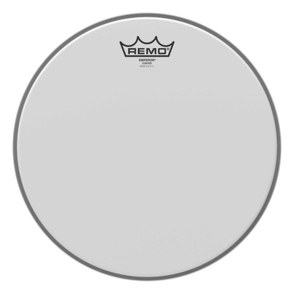 "Remo Remo 12"" Emperor Coated"