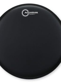 "Aquarian Aquarian 13"" Response 2 Coated Black"