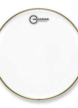"Aquarian Aquarian 14"" Classic Clear Snare Side"