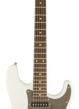 Squier Squier Affinity Series™ Stratocaster® HSS, Laurel Fingerboard, Olympic White