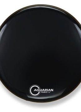 """Aquarian Aquarian 20"""" Force II Black"""