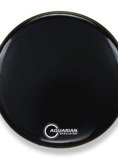 """Aquarian Aquarian 20"""" Regulator Black, No Port Hole"""
