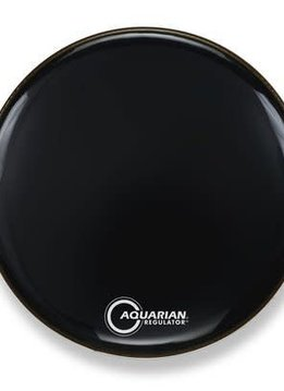 "Aquarian Aquarian 20"" Regulator Black, No Port Hole"