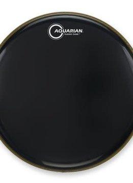"""Aquarian Aquarian 14"""" Classic Clear - Black"""
