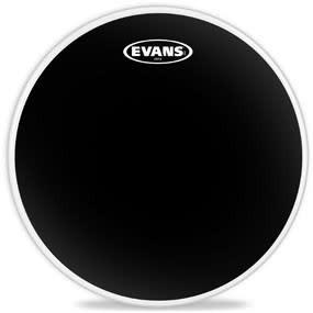 """Evans Evans 10"""" Onyx Coated Head"""