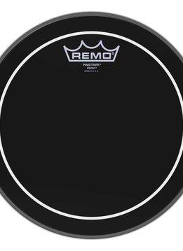 """Remo Remo 12"""" Pinstripe Ebony"""