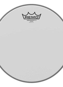 "Remo Remo 10"" Ambassador X Coated"
