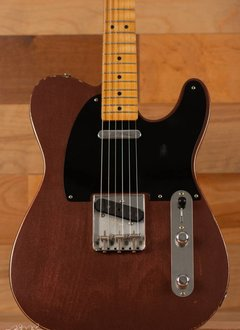 Fender Fender Limited Edition Road Worn 50's Telecaster®, Maple  Fingerboard, Classic Copper