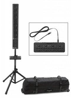 Fishman Fishman Fishman SA330x Portable PA Bundle, SA Expand Mixer, SA Deluxe Carry Bag