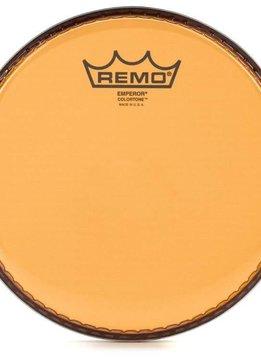 """Remo Remo 16"""" Emperor Clear Colortone, Orange"""