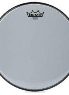 """Remo Remo 12"""" Emperor Clear Colortone, Smoke"""