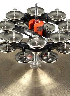 RhythmTech Rhythm Tech Hattrick G2 Dbl Row Nickle