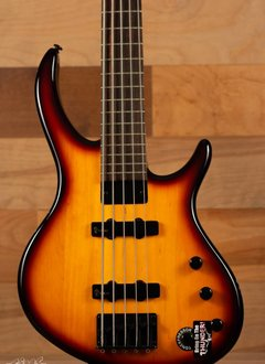 Tobias Toby Deluxe V 5-String Bass, Vintage Sunburst Gloss
