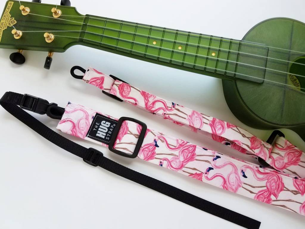 The Hug Strap All in One Hug Strap - Flamingoes