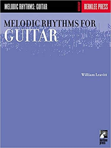 Hal Leonard Berklee Melodic Rhythms for Guitar