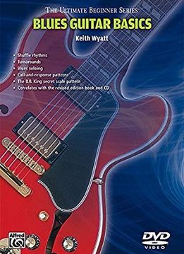 Ultimate Beginner Series Blues Guitar Basics with DVD - Revised Edition