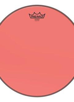 """Remo Remo 12"""" Emperor Colortone, Red"""