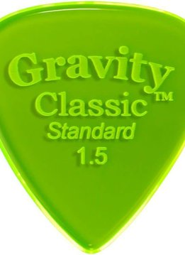 Gravity Pick Classic Std 1.5 Polished