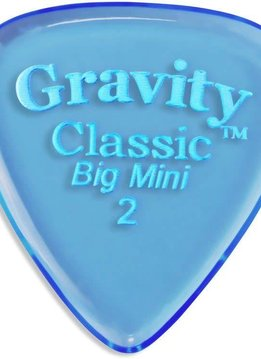 Gravity Pick Classic Big Mini 2.0 Polished