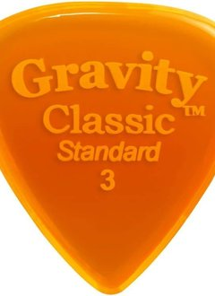 Gravity Pick Classic Std 3.0 Polished