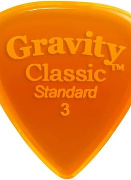 Gravity Pick Classic Std 3.0 Polished