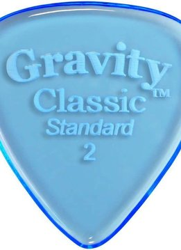 Gravity Pick Classic Std 2.0 Polished