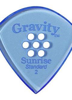 Gravity Pick Sunrise 2.0 Polished Multi Hole