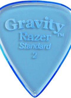 Gravity Pick Razer Std 2.0 Polished