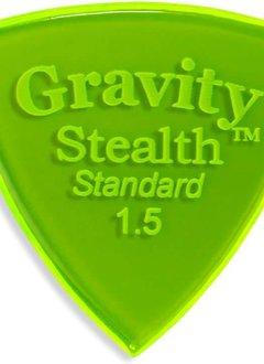 Gravity Pick Stealth Std 1.5 Polished