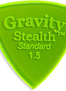 Gravity Pick Stealth Std 1.5 Polished