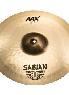 """Sabian Sabian 17"""" AAX Concept Crash"""