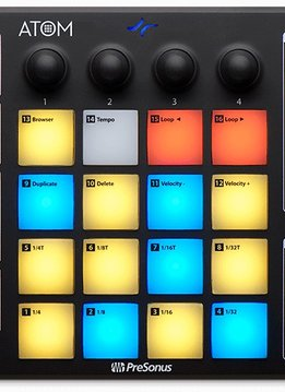 Presonus PreSonus ATOM Production and Performance Controller