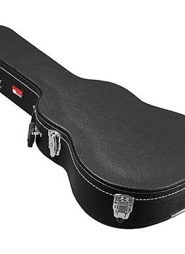 Gator Cases Gator Hard-Shell Wood Case for 3/4-Size Acoustic Guitars