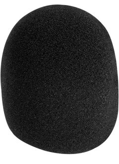 On-Stage On-Stage ASWS58B Foam Windscreen- Black