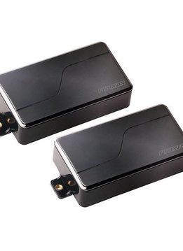 Fishman Fishman Modern Humbucker Set,  Black Nickel