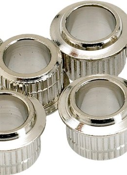 Fender Fender Vintage-Style Guitar Tuning Machine Bushings (6), Nickel