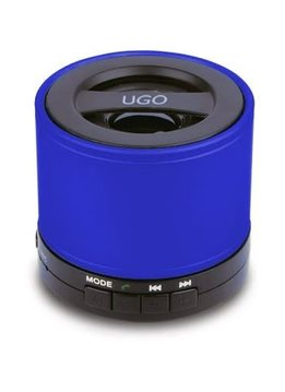 UGOSPEAKERS Ugo Bluetooth Speaker, Blue