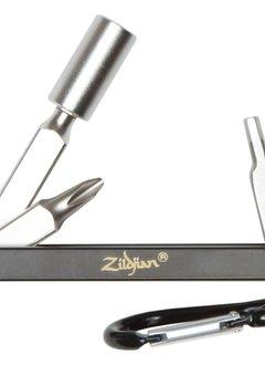 Zildjian Zildjian ZKey 2 Compact Multi-Tool Drum Key