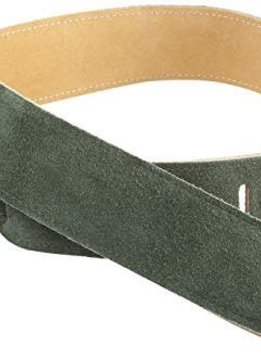 HH Dark Green Suede Strap