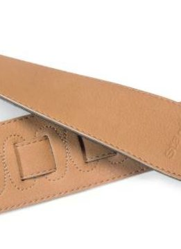 Stagg Suede-Style Strap Light Brown