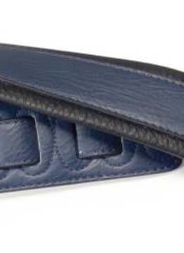 Stagg  Padded Leather-Style Strap Blue