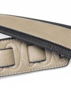 Stagg Padded Leather-Style Strap Beige