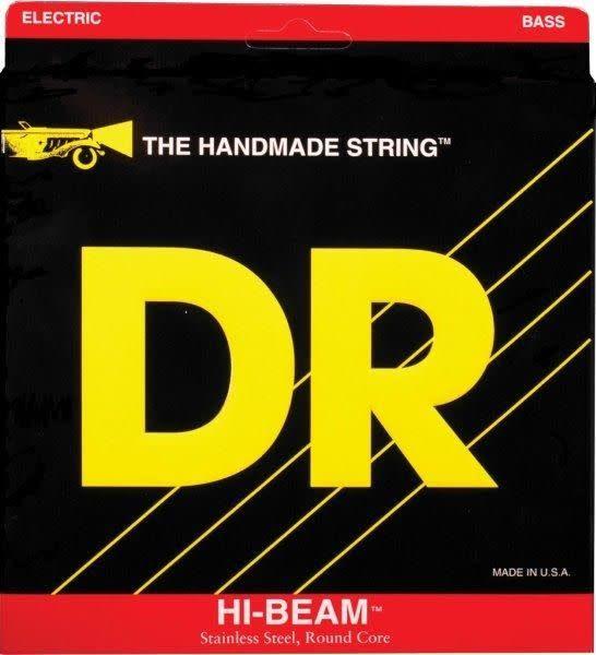 DR DR Hi-Beam, 5-String, Medium, 45-125