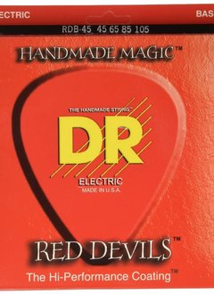 DR DR Red Devil Bass Strings
