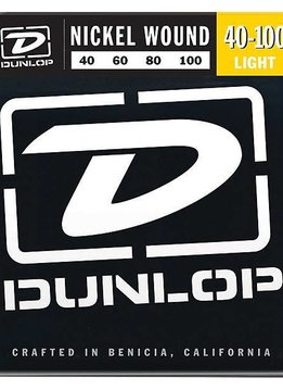 Dunlop Dunlop Light Nickel Bass Strings
