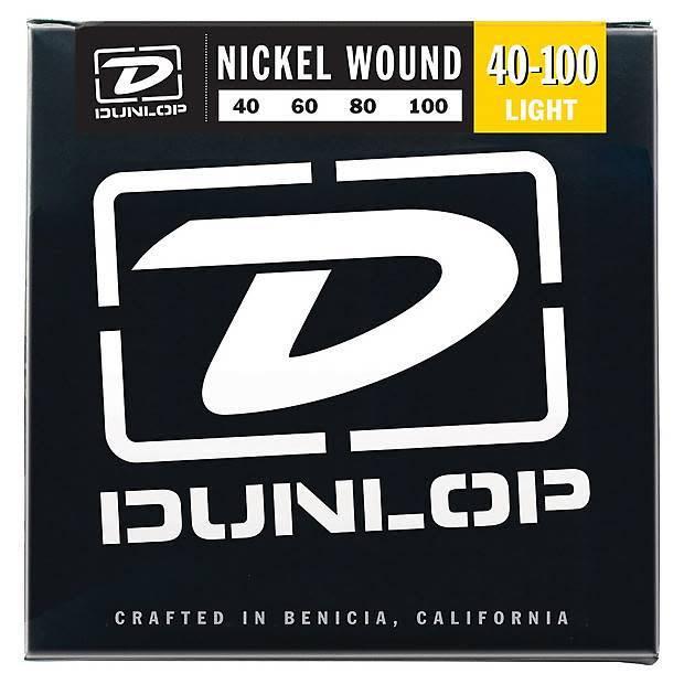 Dunlop Dunlop Light Nickel Bass Strings