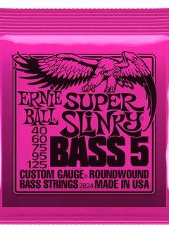 Ernie Ball Ernie Ball Nickel 5-String Bass Super Slinky