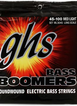 GHS GHS Bass Boom Long Scale, Medium/Light