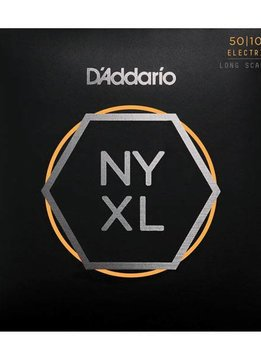 D'Addario D'Addario NYXL50105, Set Long Scale, Medium, 50-105